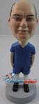 Custom Bobble Head | Hiked Up Socks Man Bobblehead | Gift Ideas For Men