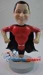 Custom Bobble Head | Muscle Man Superhero Bobblehead | Gift For Men