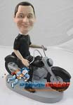 Custom Bobble Head | Motorcycle Man Bobblehead | Gift Ideas For Men