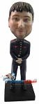 Custom Bobble Head | Dressed Up Soldier Bobblehead | Gift Ideas For Men