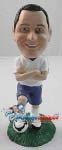Custom Bobble Head | Man With Soccer Ball Bobblehead | Gift Ideas For Men