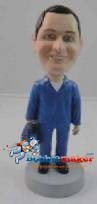 Custom Bobble Head | Repair Man Bobblehead | Gift Ideas For Men