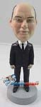 Custom Bobble Head | Suit Businessman Bobblehead | Gift Ideas For Men