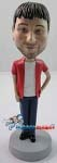 Custom Bobble Head | Male With Open Shirt Bobblehead | Gift For Men