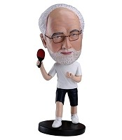 Custom Bobble Head | Ping Pong Anyone Bobblehead | Gift Ideas For Men