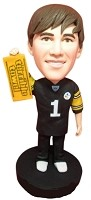Custom Bobble Head | Steelers Fan Bobblehead | Gift Ideas For Men