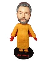 Custom Bobble Head | Man In Chicken Costume Bobblehead | Gift For Men