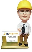 Custom Bobble Head | Engineer Custom Bobblehead | Gift Ideas For Men