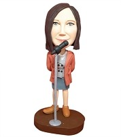 Custom Bobble Head | Stand Up Comedy Bobblehead | Gift Ideas For Women