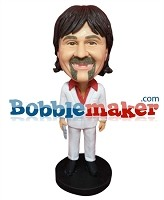 Custom Bobble Head | Leisure Suit Spy Bobblehead | Gift Ideas For Men