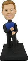 Custom Bobble Head | Scuba Diver Male Bobblehead | Gift Ideas For Men