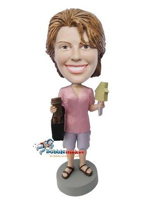 Custom Bobble Head | Realtor Female Bobblehead | Gift Ideas For Women