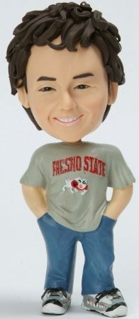 Teeshirt And Jeans Male bobblehead