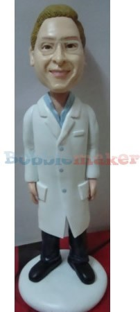 Doctor With Long Coat bobblehead