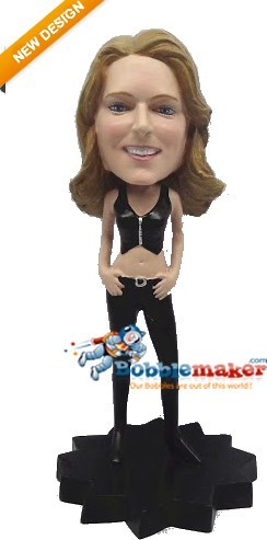 Custom Bobble Head | Halter Top Bobblehead | Gift Ideas For Women