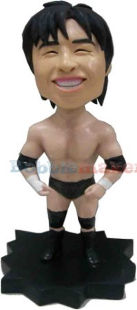 Custom Bobble Head | Martial Artist Bobblehead | Gift Ideas For Men