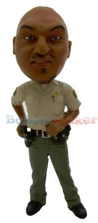 Custom Bobble Head | Texas Sheriff Bobblehead | Gift Ideas For Men