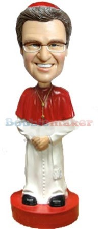 Custom Bobble Head | Cardinal Male Bobblehead | Gift Ideas For Men