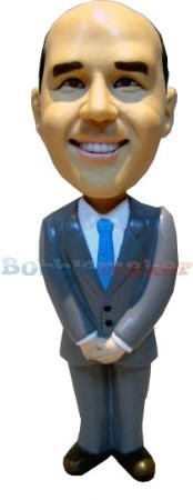 The Muted Professional Bobblehead Doll