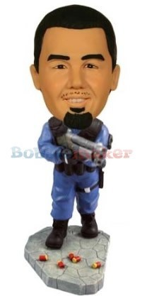 Custom Bobble Head | Sci-Fi Trooper Bobblehead | Gift Ideas For Men