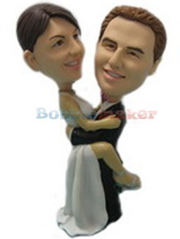 Custom Bobble Head | Sexy Wedding Party Dance Bobblehead | Gift Ideas For Wedding