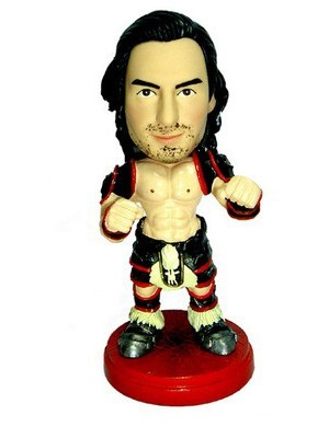 Custom Bobble Head | Pro Wrestler With Skull Bobblehead | Gift Ideas For Men